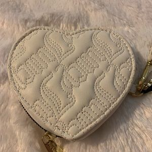 Juicy Couture Heart Coin Purse